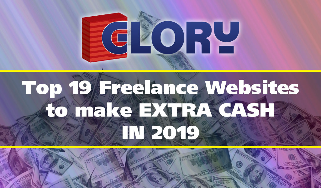 Top 19 Freelance Websites to make Extra Cash in 2019 image